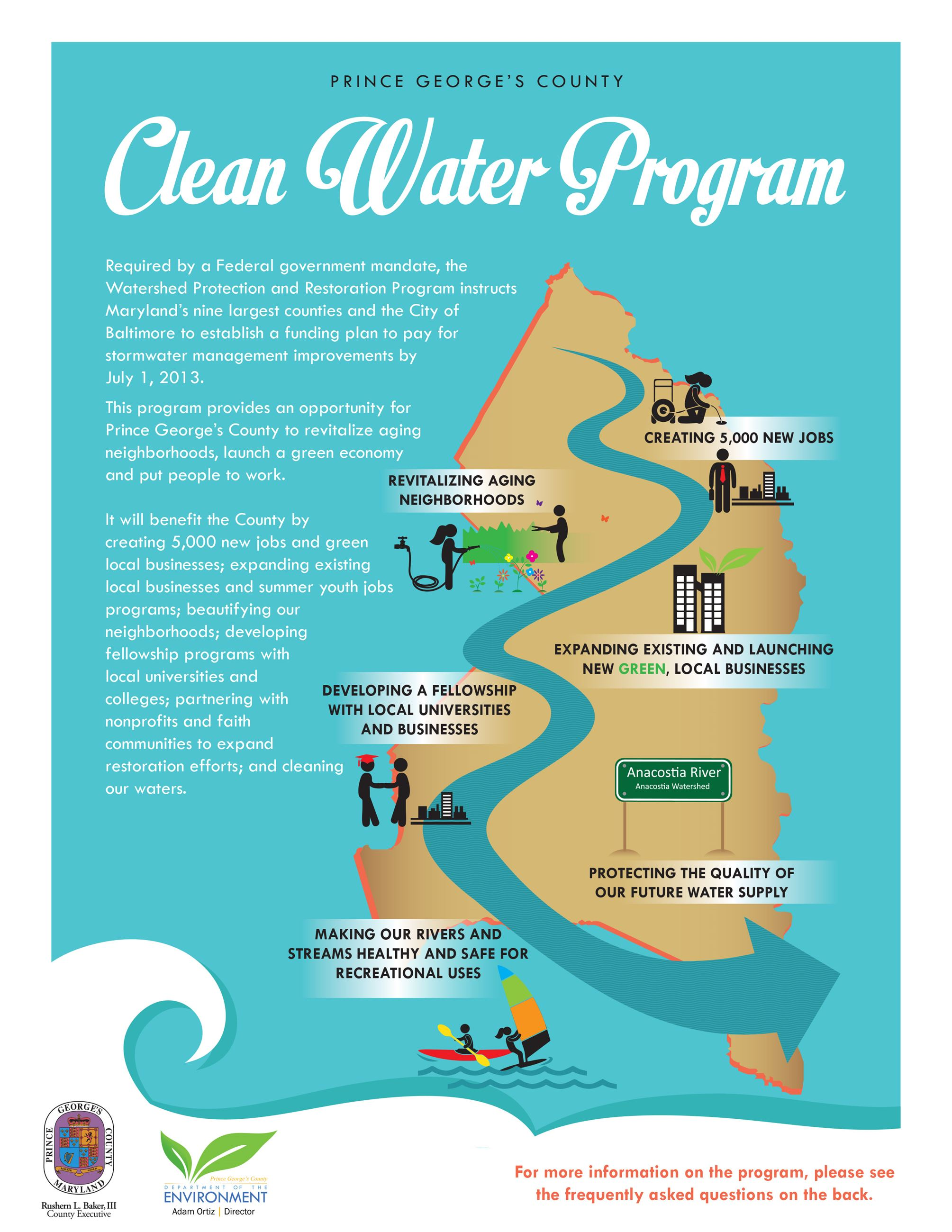 Clean Water Program Information