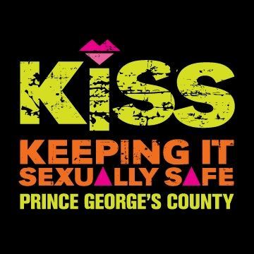 Keeping It Sexually Safe (KISS) Logo