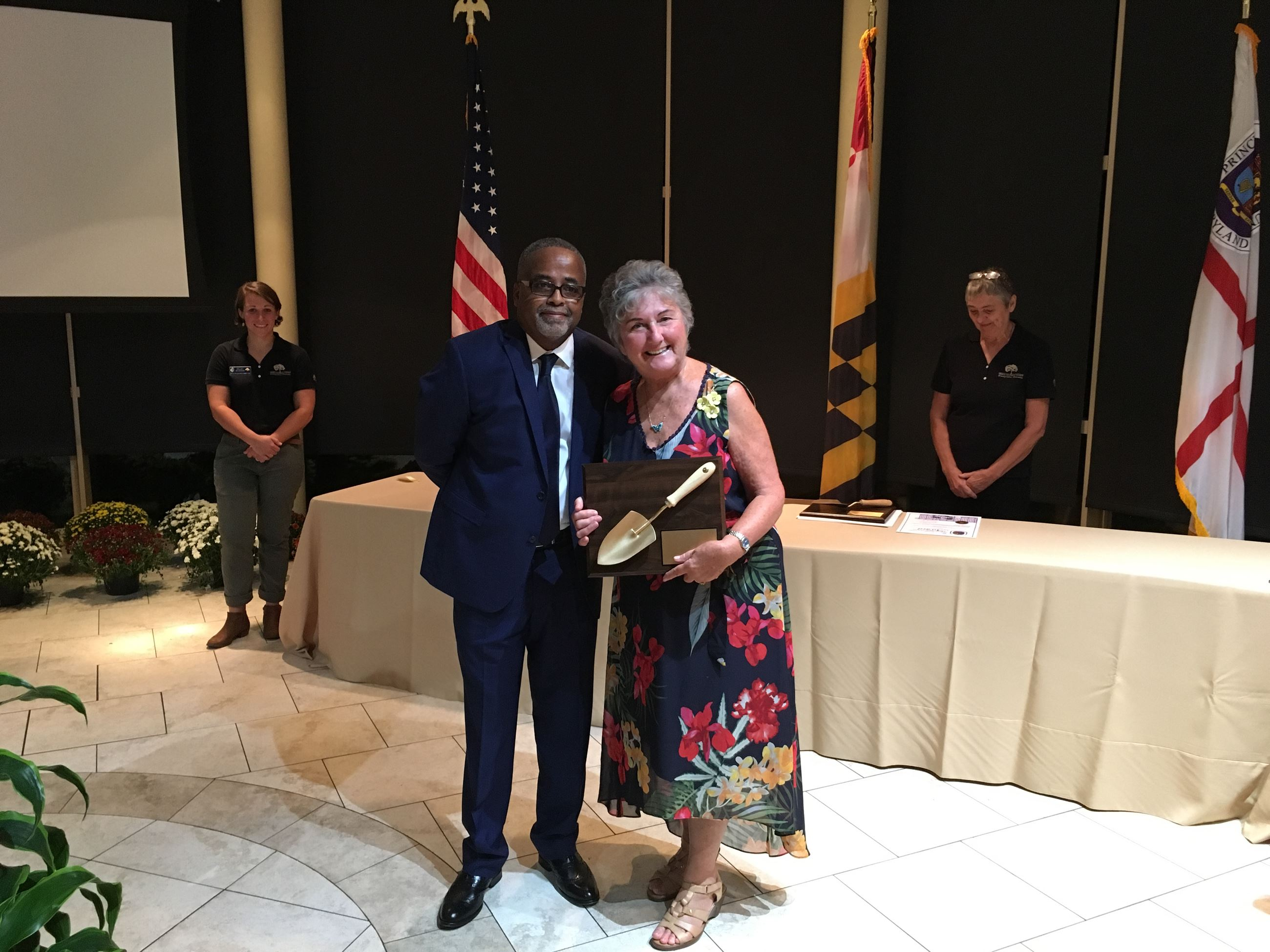 2018 Prince George's County Beautification Awards Ceremony