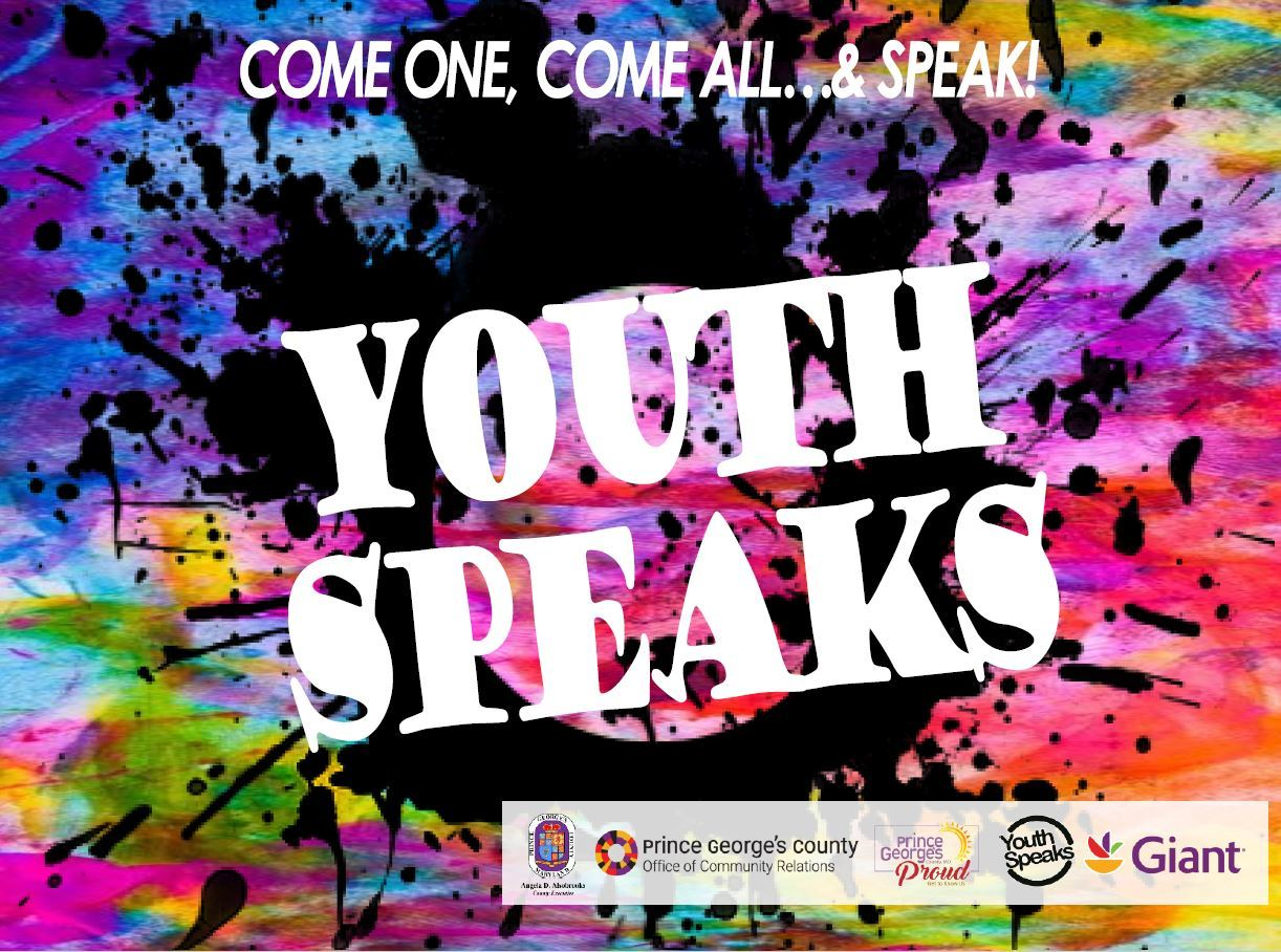 Youth Speaks - Forum 2 Front