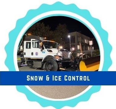 Snow and Ice Control Button
