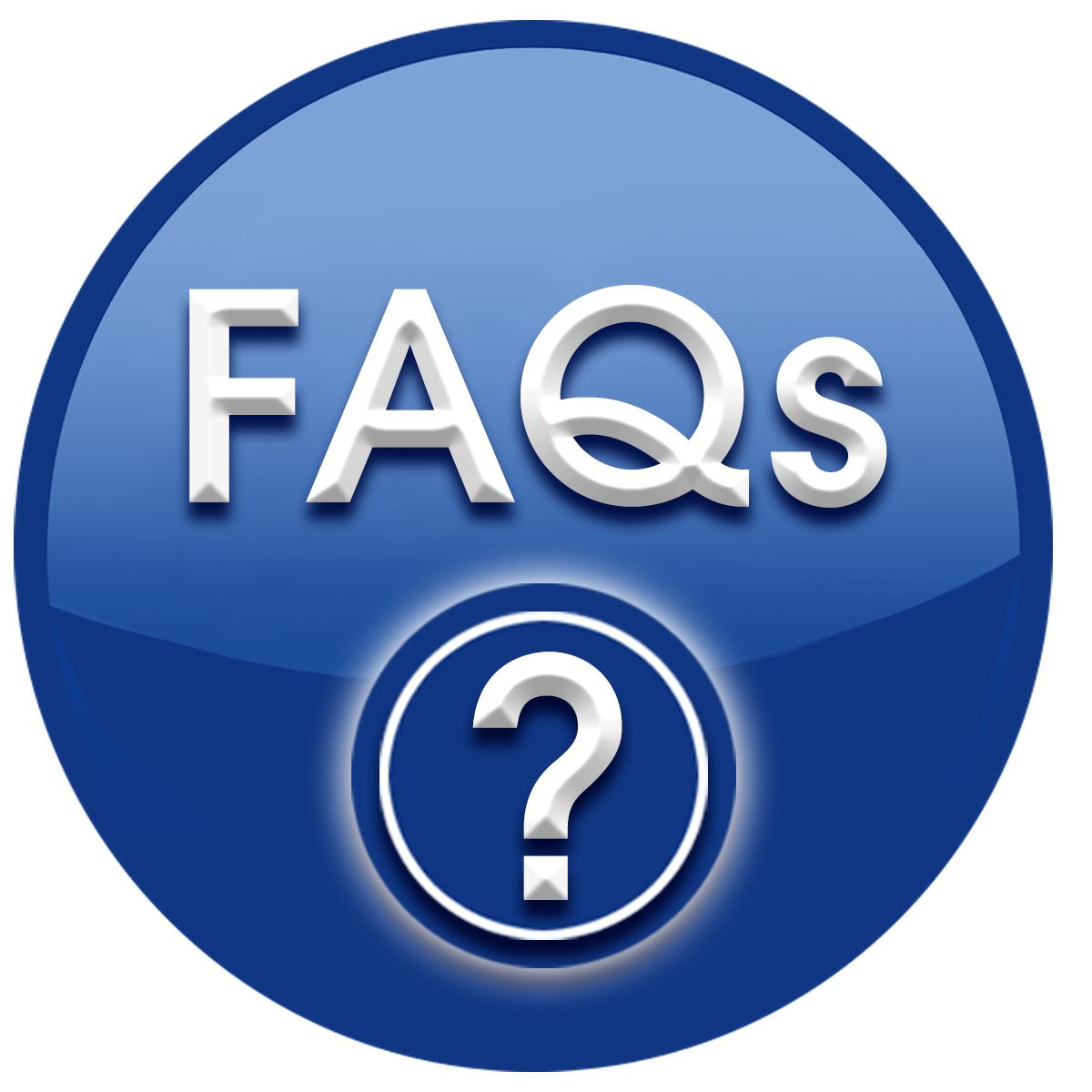 FAQs Icon for Frequently Asked Questions