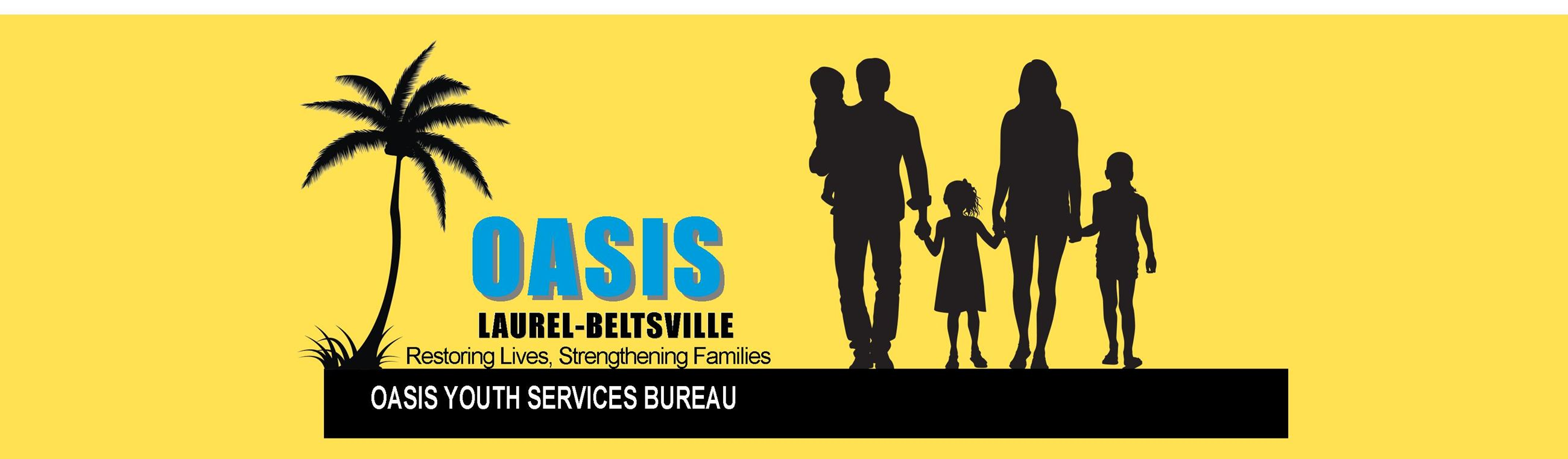 Oasis Youth Service Bureau Banner