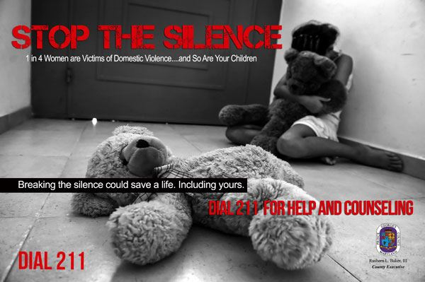 Stop the Silence, Breaking the Silence Could Save a Life, Including Yours