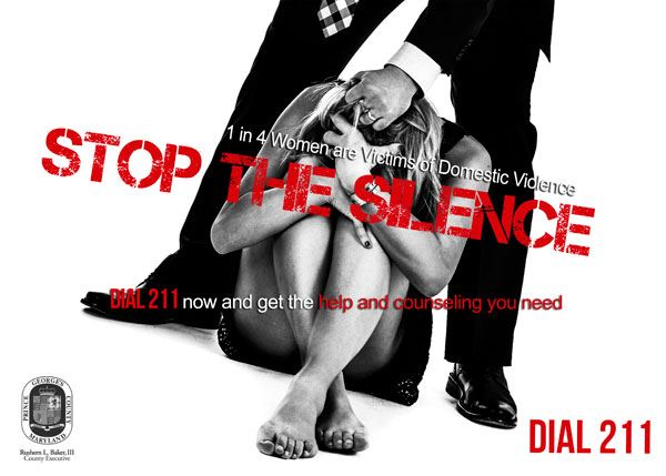 Stop the Silence, Get the Help and Counseling You Need