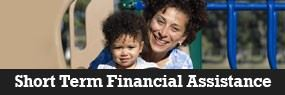 Short Term Financial Assistance Logo