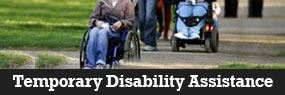 Temporary Disability Assistance Logo