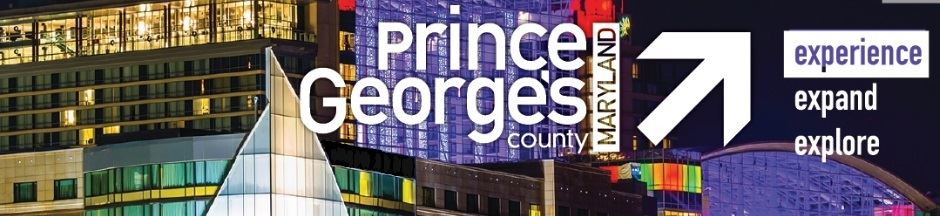 Prince Georges County Logo on Waterfront Background2