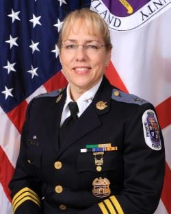 Deputy Chief Jacqueline Rafterry