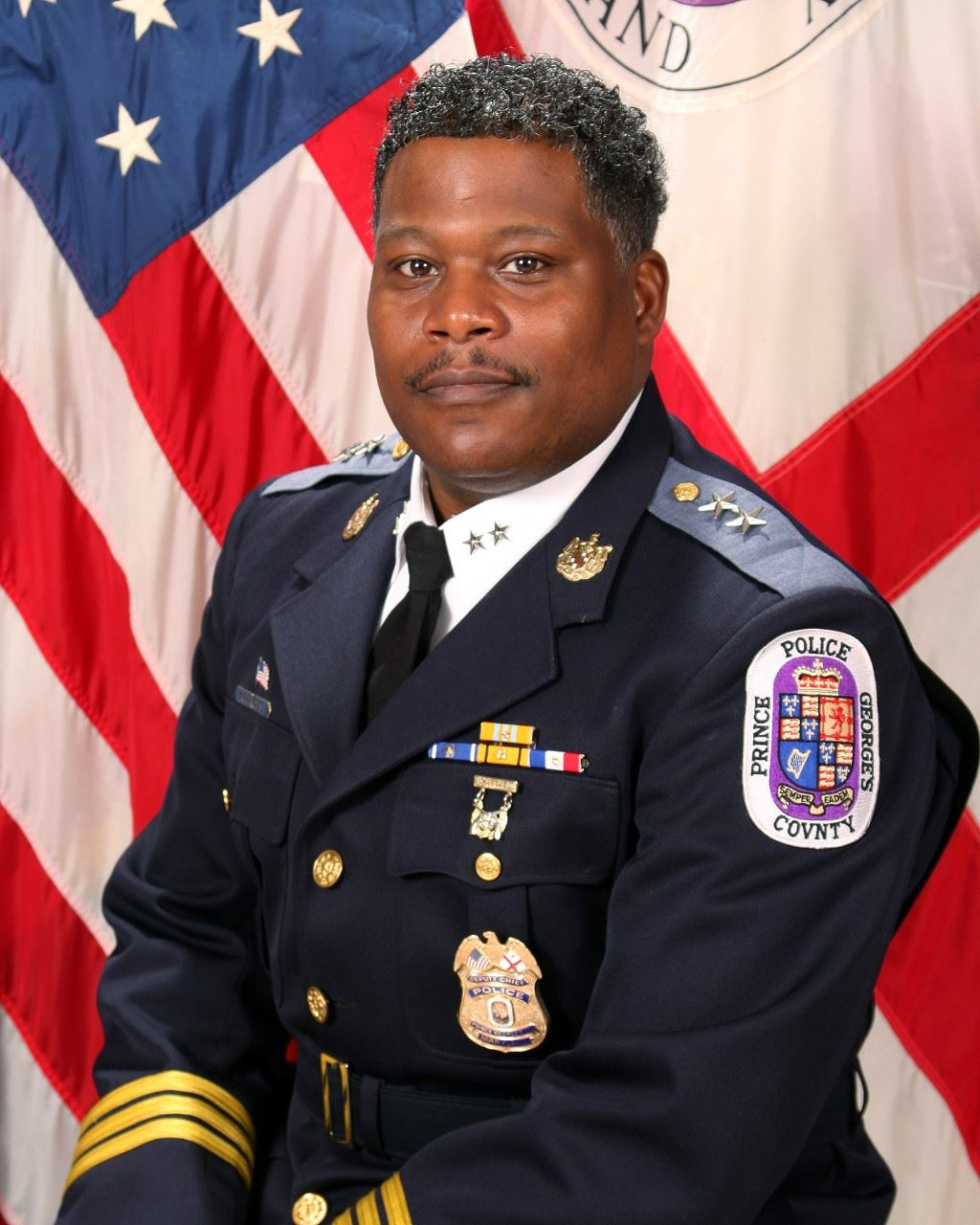 Deputy Chief George Nichols Jr