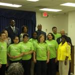 Port Towns Youth at Town Council of Bladensburg