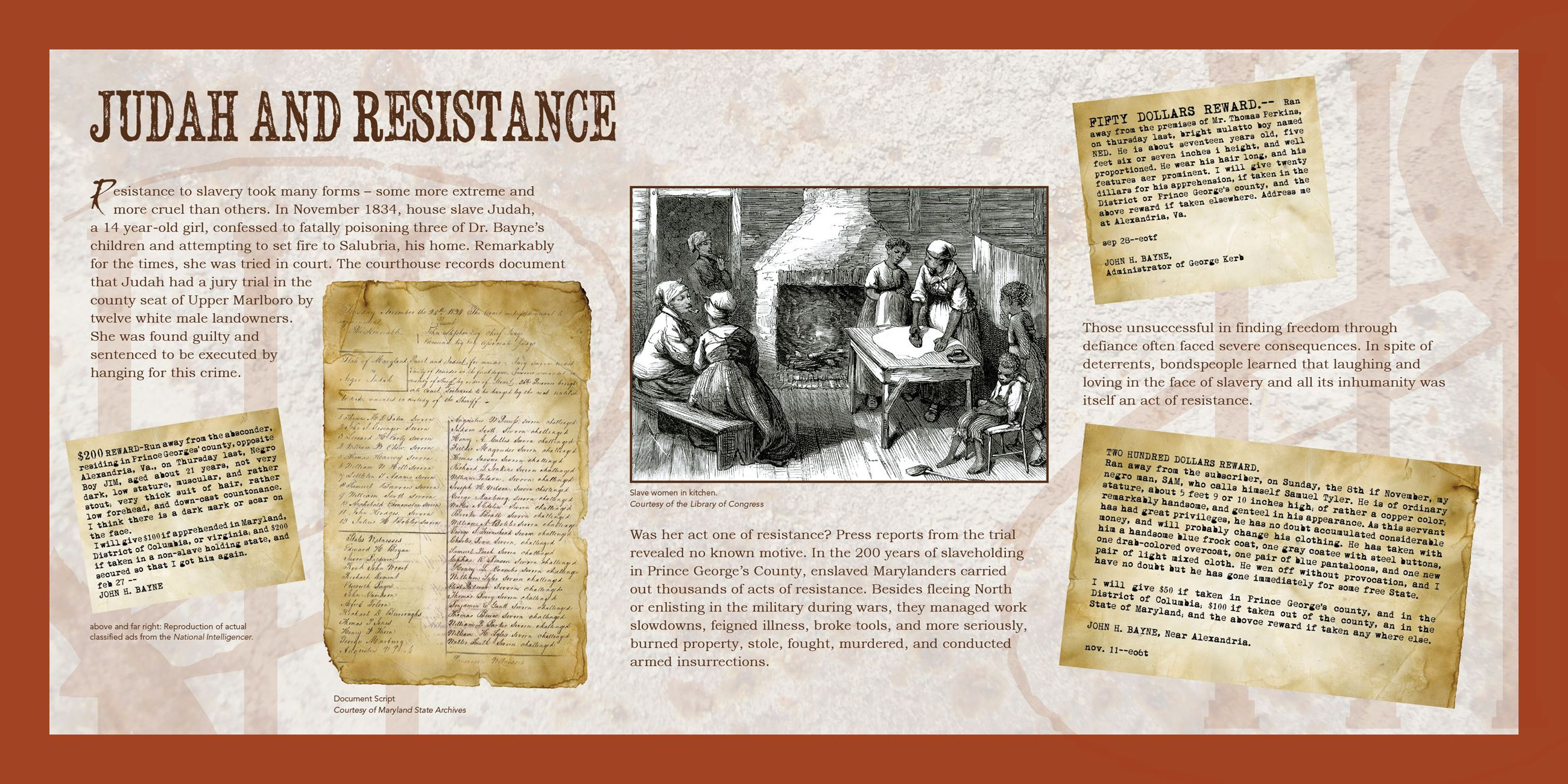 Judah and Resistance